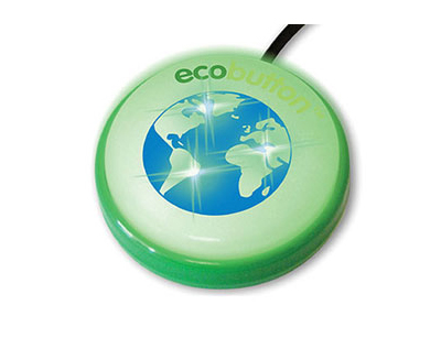 Ecobutton Energy Saving Gadget