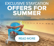Exclusive Staycation Offers For Summer