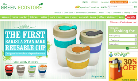 TheGreenEcostore com: Middle East's First Online Store For