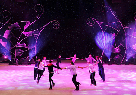 Fantasy on Ice premieres at ADNEC