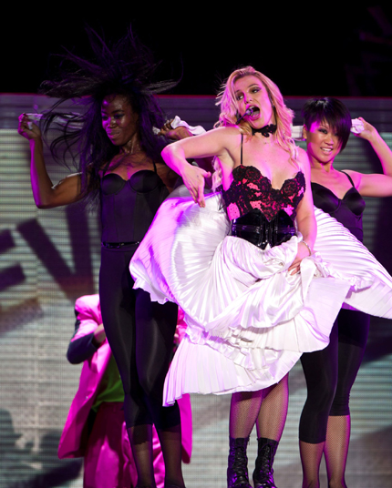 Britney Spears Opens F1 Yas Island Concerts In Spectacular Fashion