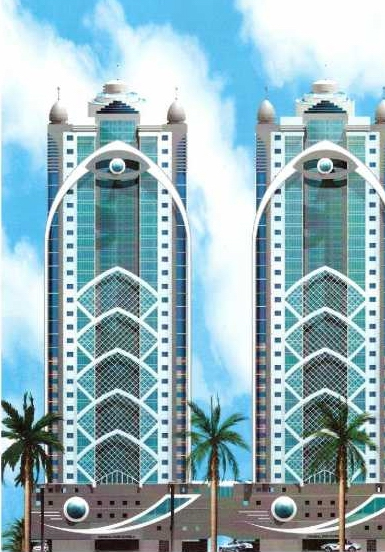 Tawakal Tower at Emirates City