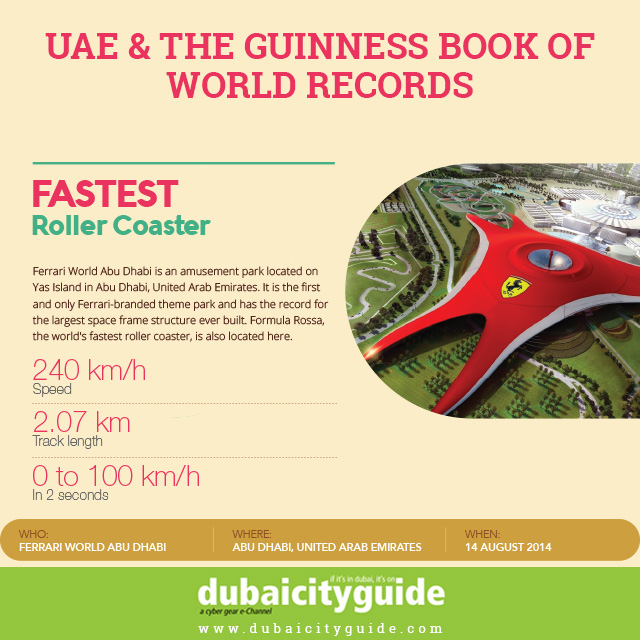 UAE and Guinness World Records  6