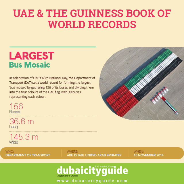UAE and Guinness World Records  10