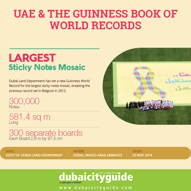 UAE and Guinness World Records  12
