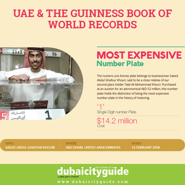 UAE and Guinness World Records  13