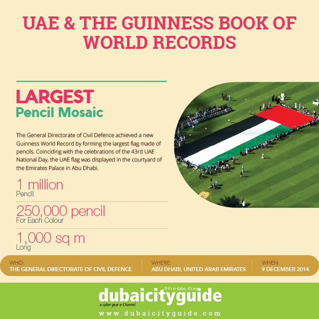 UAE and Guinness World Records  14