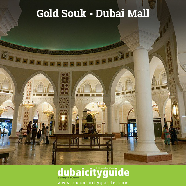 Gold Souq Dubai Mall
