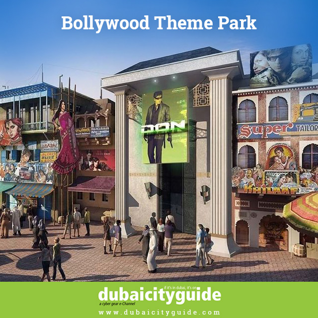 Bollywood Theme Park 2