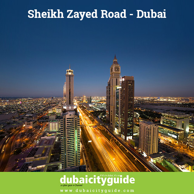 Connectivity - Sheikh Zayed Road