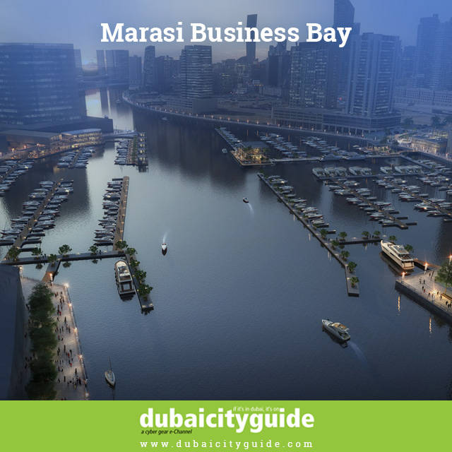 Upcoming - MARASI Business Bay 3
