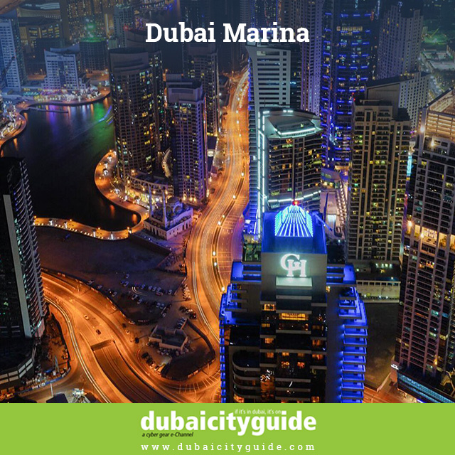 Ultimate Night Outlook- Dubai Marina