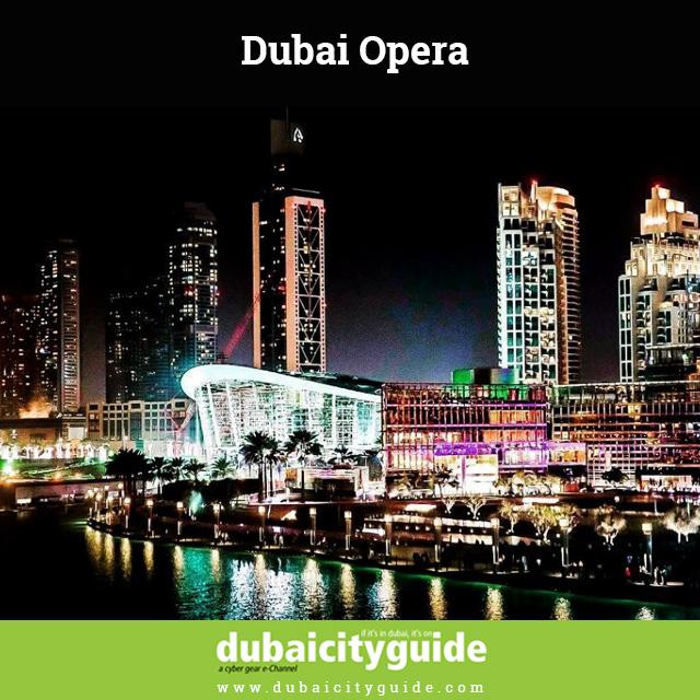 Art and Culture - Dubai Opera