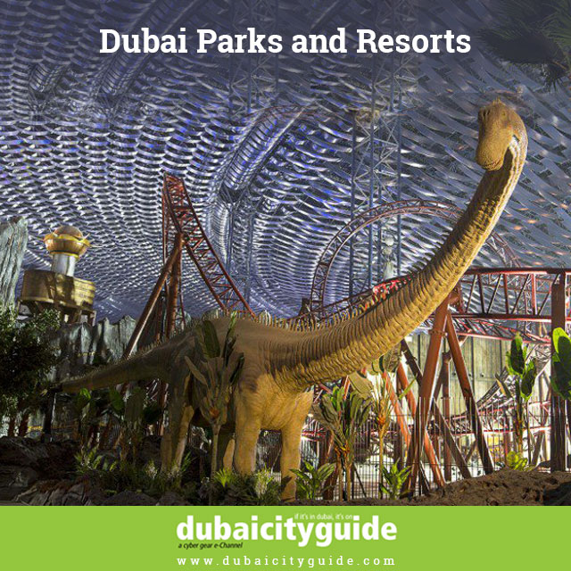 Inside Dubai Parks and Resorts