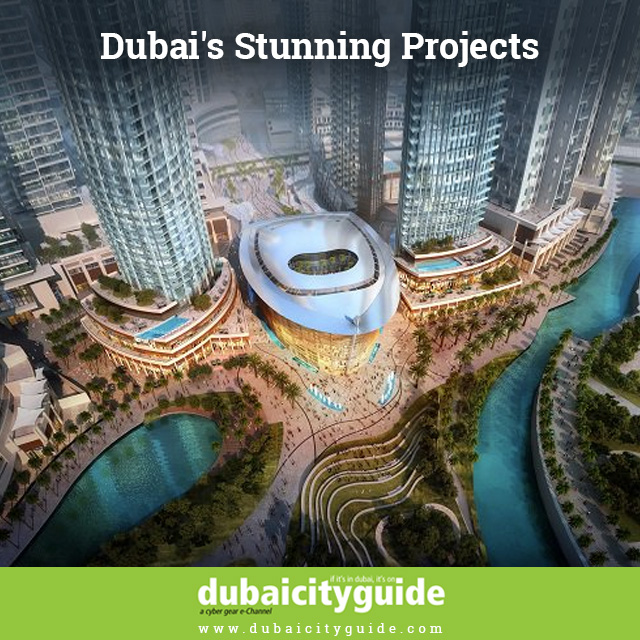 Dubai Stunning Project 1