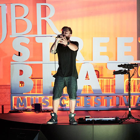 #WOWJBR Concludes 10-Day Street Beats Music Festival