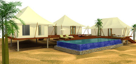 Banyan Tree Resort: Luxurious desert serenity