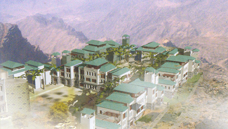 Jabel Al Jais: Retreat to higher grounds