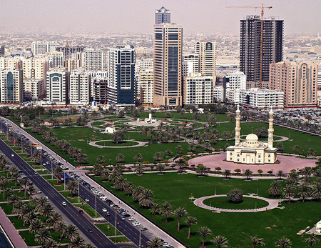 Sharjah - The Green City
