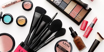 Eco-friendly NYX Cosmetics are Now Available at Online Marketplaces
